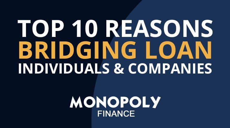 top 10 bridging loans